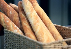 Village Bakery Baguettes