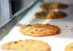 Village Bakery Chocolate Chip Cookie